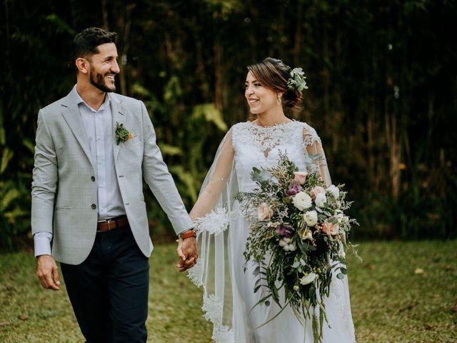 El matrimonio de Joel y Fanny en Bucaramanga, Santander 30
