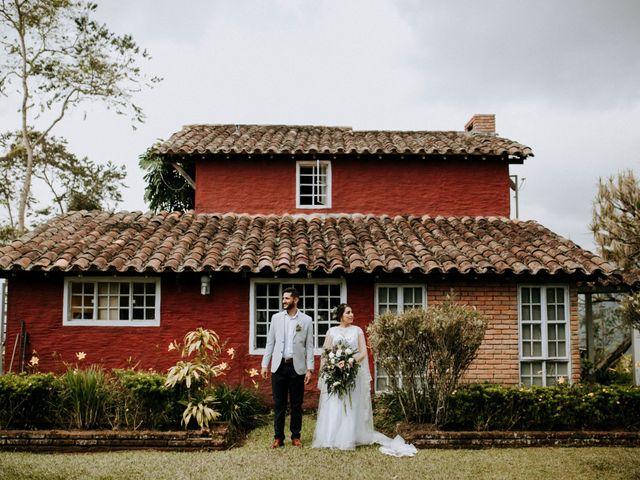El matrimonio de Joel y Fanny en Bucaramanga, Santander 31