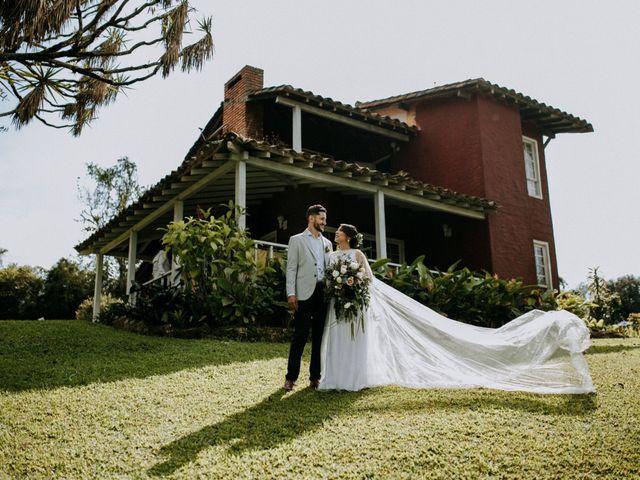 El matrimonio de Joel y Fanny en Bucaramanga, Santander 35