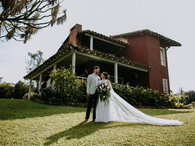 El matrimonio de Joel y Fanny en Bucaramanga, Santander 36