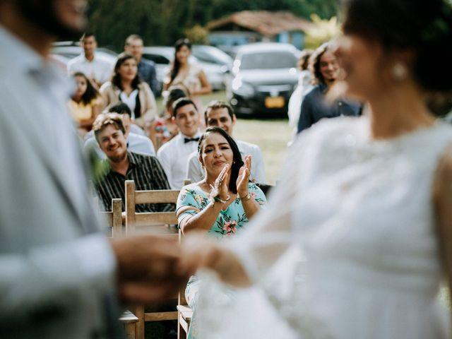 El matrimonio de Joel y Fanny en Bucaramanga, Santander 59