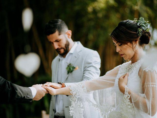 El matrimonio de Joel y Fanny en Bucaramanga, Santander 61