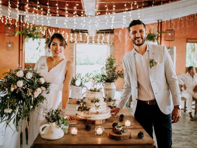 El matrimonio de Joel y Fanny en Bucaramanga, Santander 75