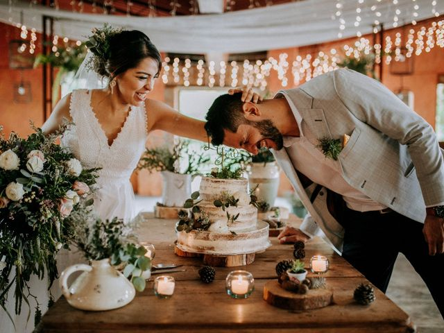 El matrimonio de Joel y Fanny en Bucaramanga, Santander 76