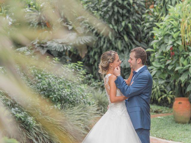 El matrimonio de Santiago y Ana María en Medellín, Antioquia 21