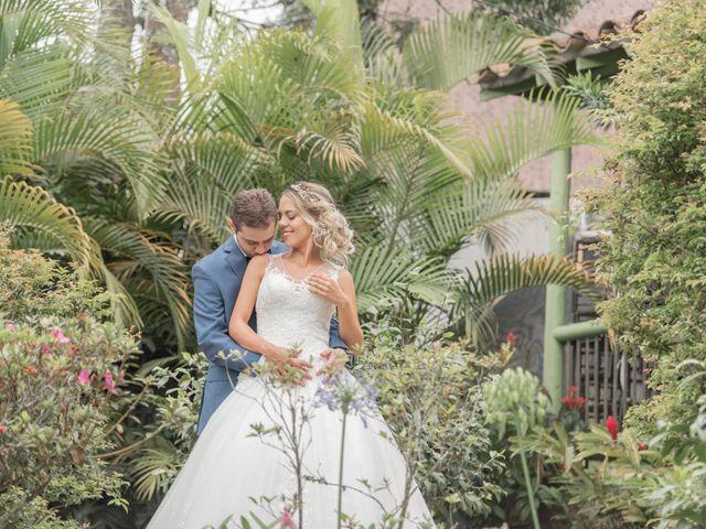 El matrimonio de Santiago y Ana María en Medellín, Antioquia 22