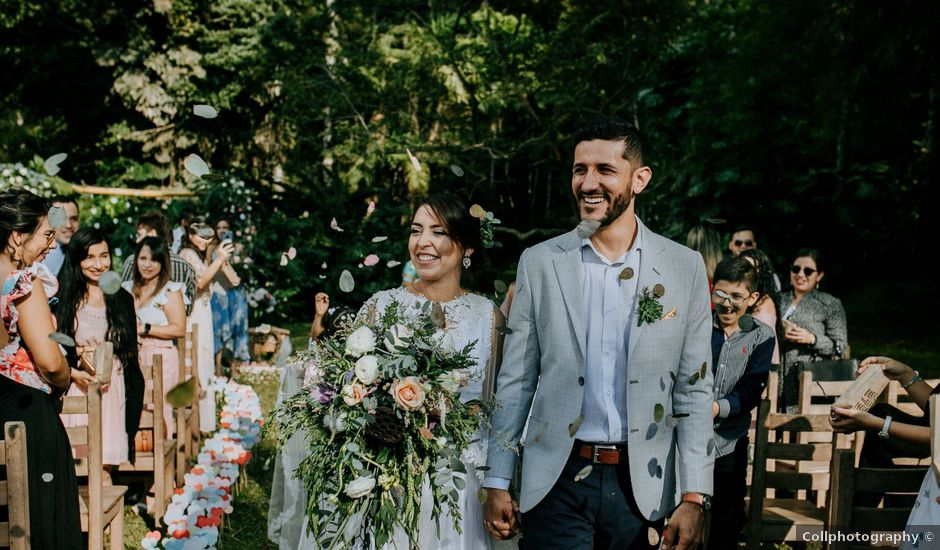 El matrimonio de Joel y Fanny en Bucaramanga, Santander