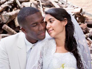 El matrimonio de Erika y Herseir