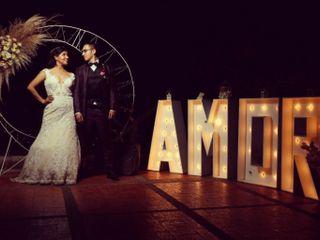 El matrimonio de Carolina y Jonathan 3