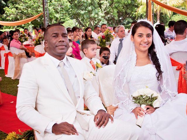 El matrimonio de Herseir y Erika en Cali, Valle del Cauca 24