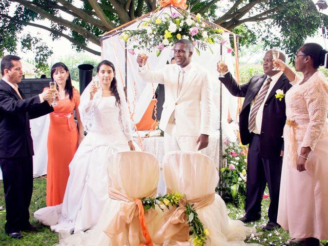 El matrimonio de Herseir y Erika en Cali, Valle del Cauca 37