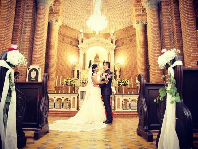 El matrimonio de Jonathan y Carolina en Girardota, Antioquia 1
