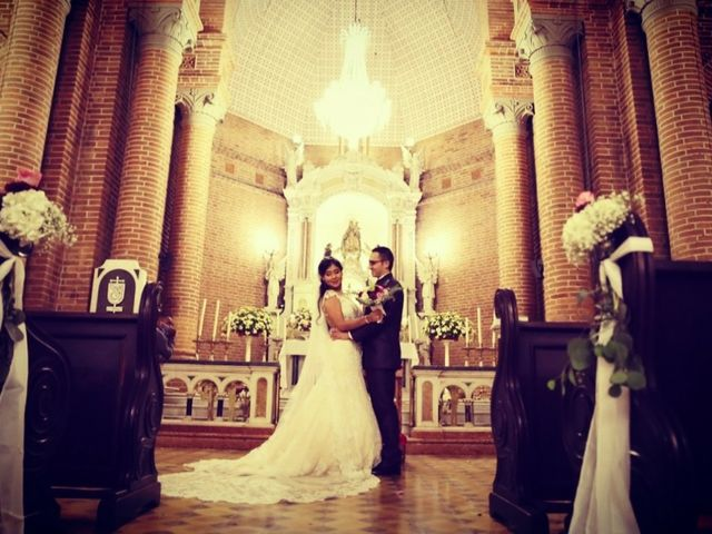 El matrimonio de Jonathan y Carolina en Girardota, Antioquia 4