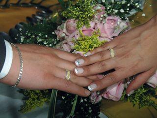 El matrimonio de Leydi  y Sebastián  1
