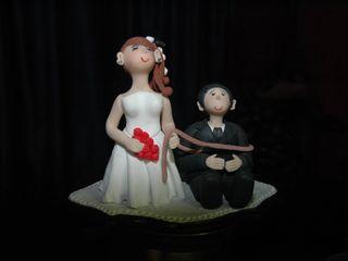 El matrimonio de Leydi  y Sebastián  3