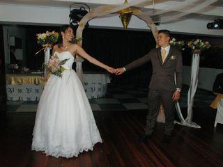 El matrimonio de Leydi  y Sebastián