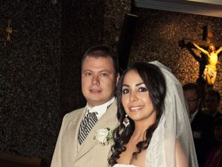 El matrimonio de Johanna y Luis Fernando 3