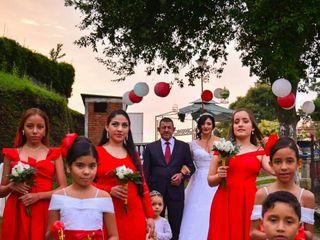 El matrimonio de Susana y Yeins 3