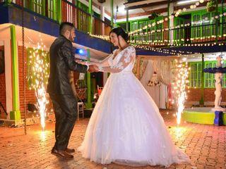 El matrimonio de Susana y Yeins