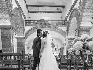 El matrimonio de Sirlena  y David  2