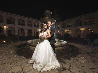 El matrimonio de Sirlena  y David