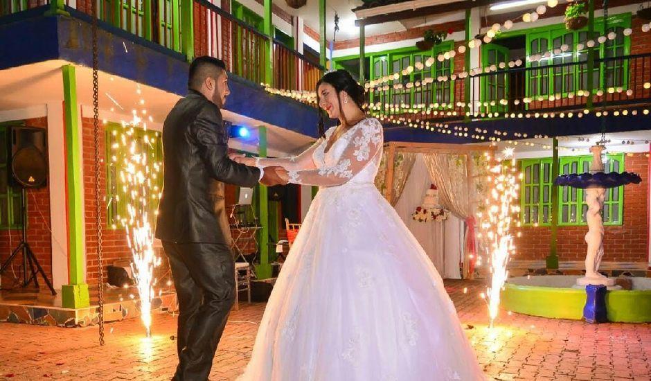 El matrimonio de Yeins y Susana en Dosquebradas, Risaralda