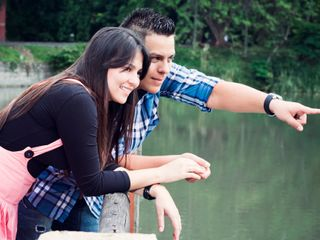 El matrimonio de Yerly y Luis Fernando 3