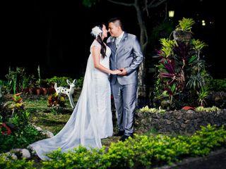 El matrimonio de Yerly y Luis Fernando