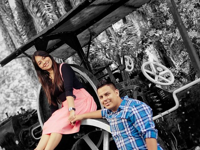 El matrimonio de Luis Fernando y Yerly en Cali, Valle del Cauca 9