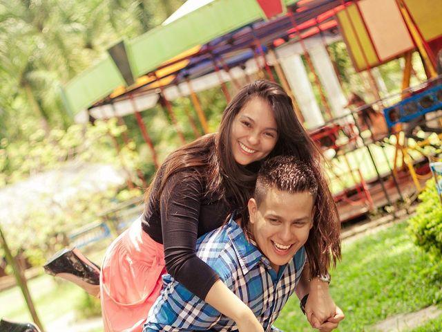 El matrimonio de Luis Fernando y Yerly en Cali, Valle del Cauca 10