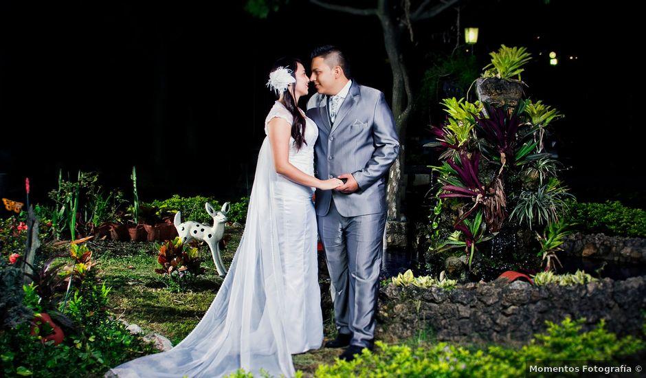 El matrimonio de Luis Fernando y Yerly en Cali, Valle del Cauca