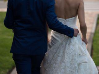 El matrimonio de Erika y Andrés 3