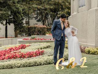 El matrimonio de Leidy y Cristian 3