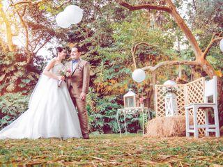 El matrimonio de Carolina y Diego 2