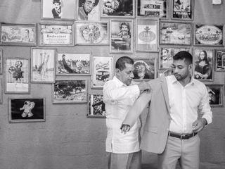 El matrimonio de Mayreth y Jair 3