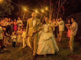 El matrimonio de Mayreth y Jair