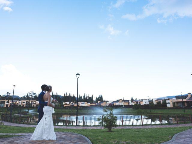 El matrimonio de Andrés y Erika en Bogotá, Bogotá DC 1