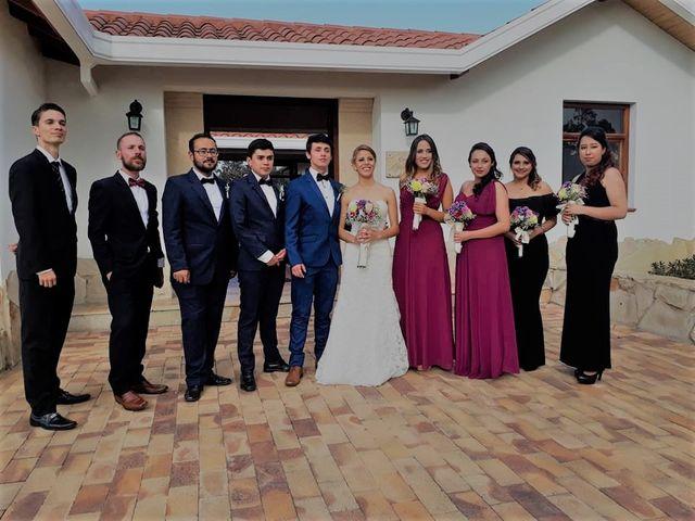 El matrimonio de Andrés y Erika en Bogotá, Bogotá DC 4