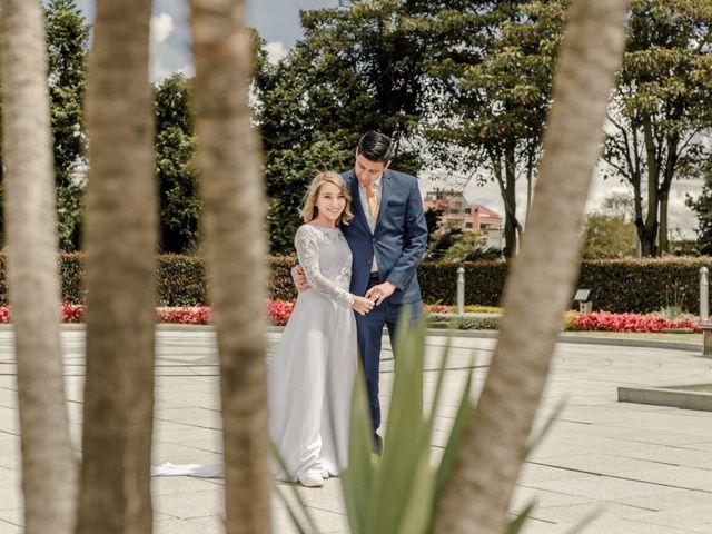 El matrimonio de Leidy y Cristian