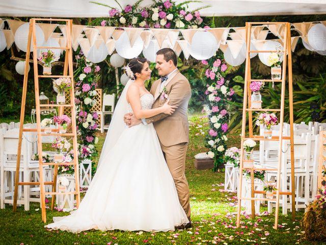 El matrimonio de Diego y Carolina en Bucaramanga, Santander 17