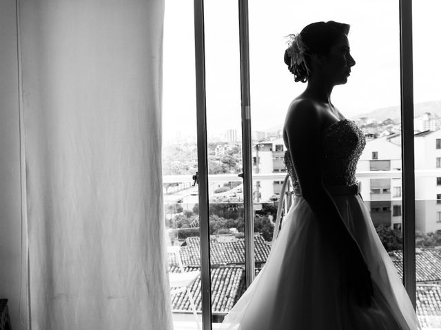 El matrimonio de Diego y Carolina en Bucaramanga, Santander 36