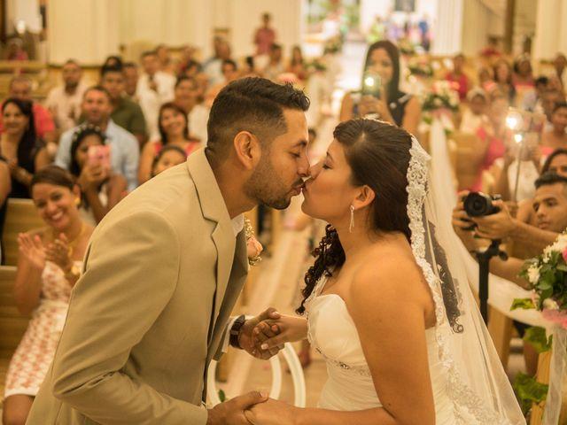 El matrimonio de Jair y Mayreth en Puerto Wilches, Santander 6