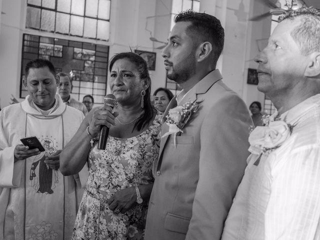 El matrimonio de Jair y Mayreth en Puerto Wilches, Santander 7