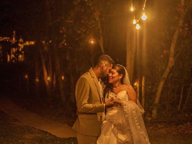 El matrimonio de Jair y Mayreth en Puerto Wilches, Santander 1