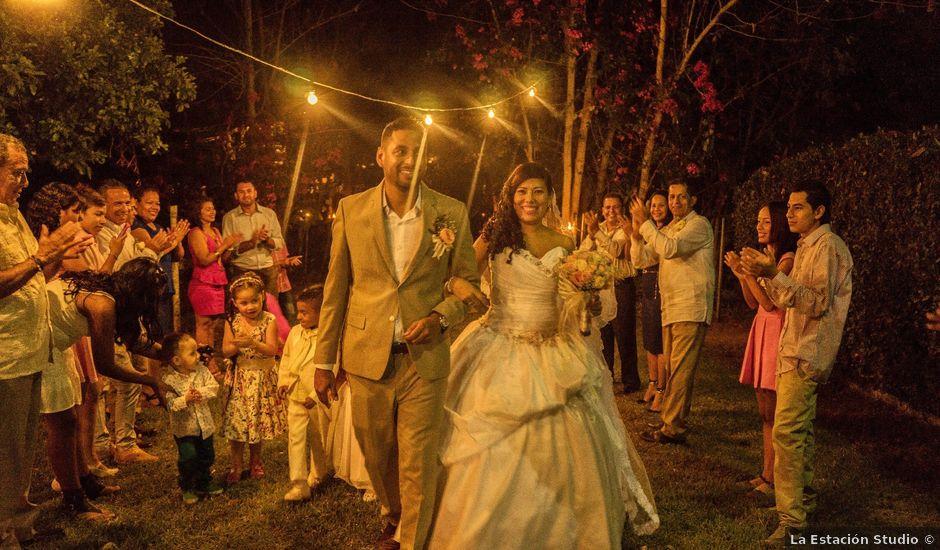 El matrimonio de Jair y Mayreth en Puerto Wilches, Santander