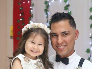 El matrimonio de Yesica y Andrés 1