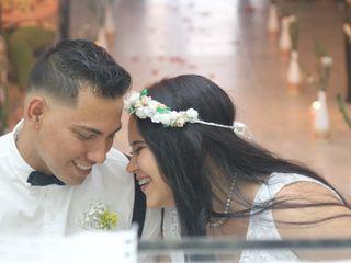 El matrimonio de Yesica y Andrés 3