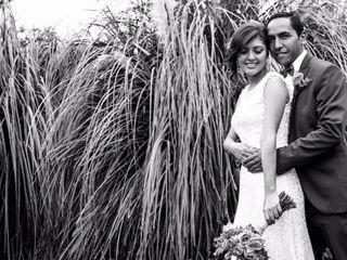 El matrimonio de Paola y Fernando