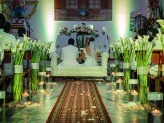 El matrimonio de Diana y Luis Alberto 3