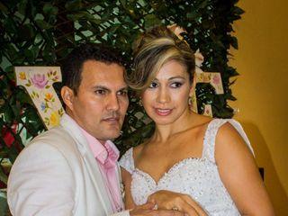 El matrimonio de Diana y Luis Alberto